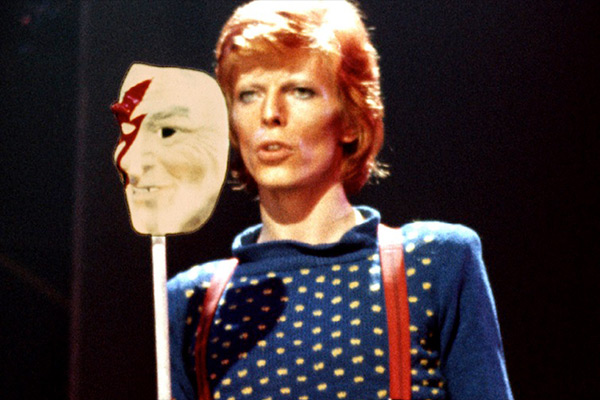 David Bowie Has Left the Building