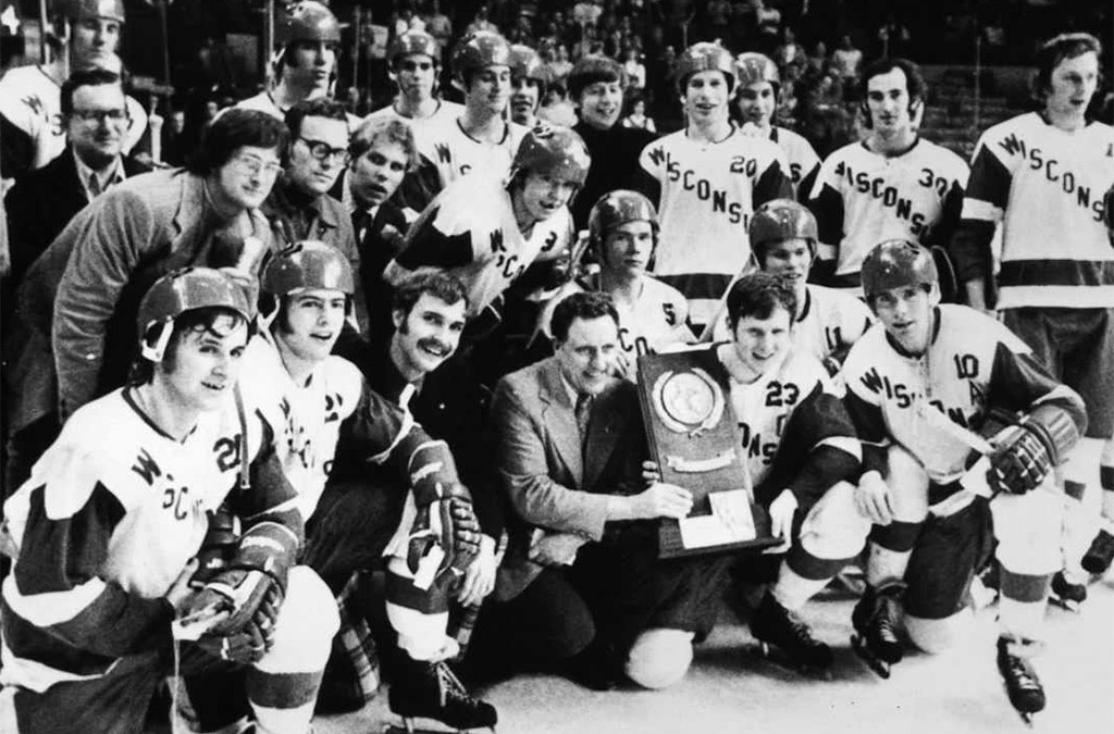 Stories for Dad: Badger Hockey