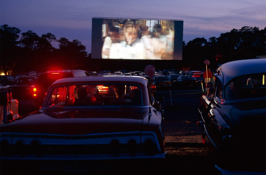 Stories for Dad: The Drive-In Movie