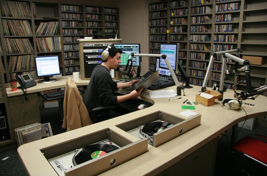 Stories for Dad: DJing and 92.1
