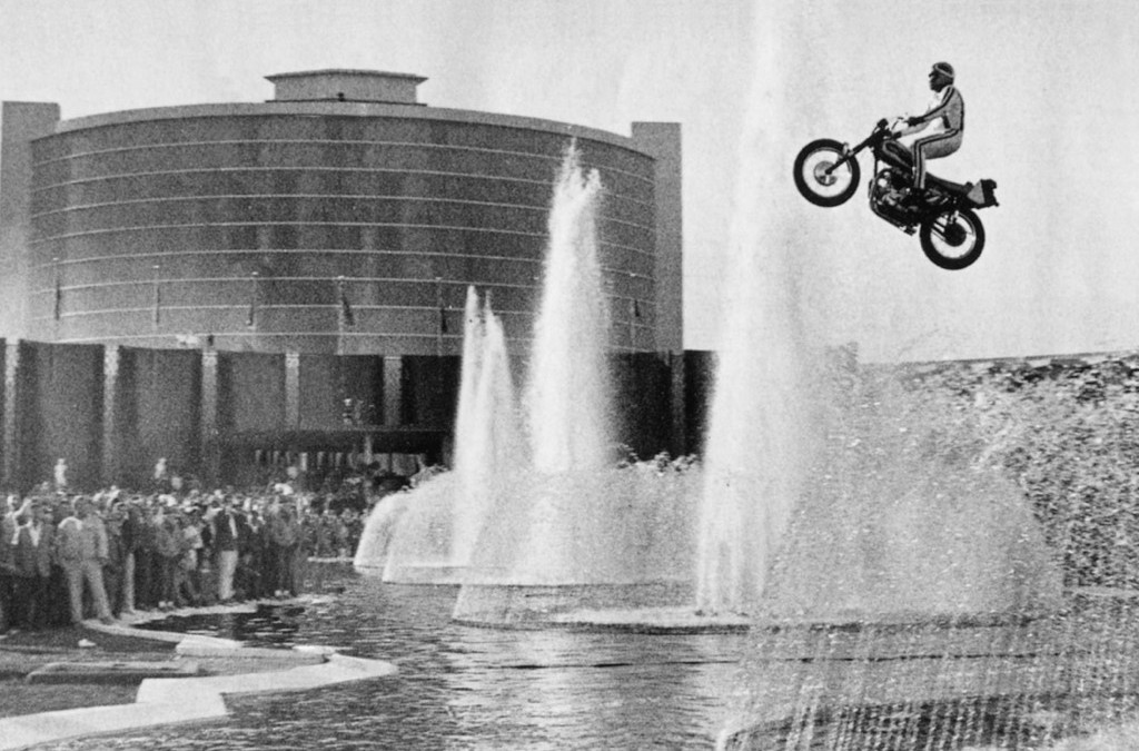 Stories for Dad: Evel Knievel