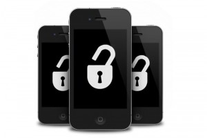 photo of Locked iPhones