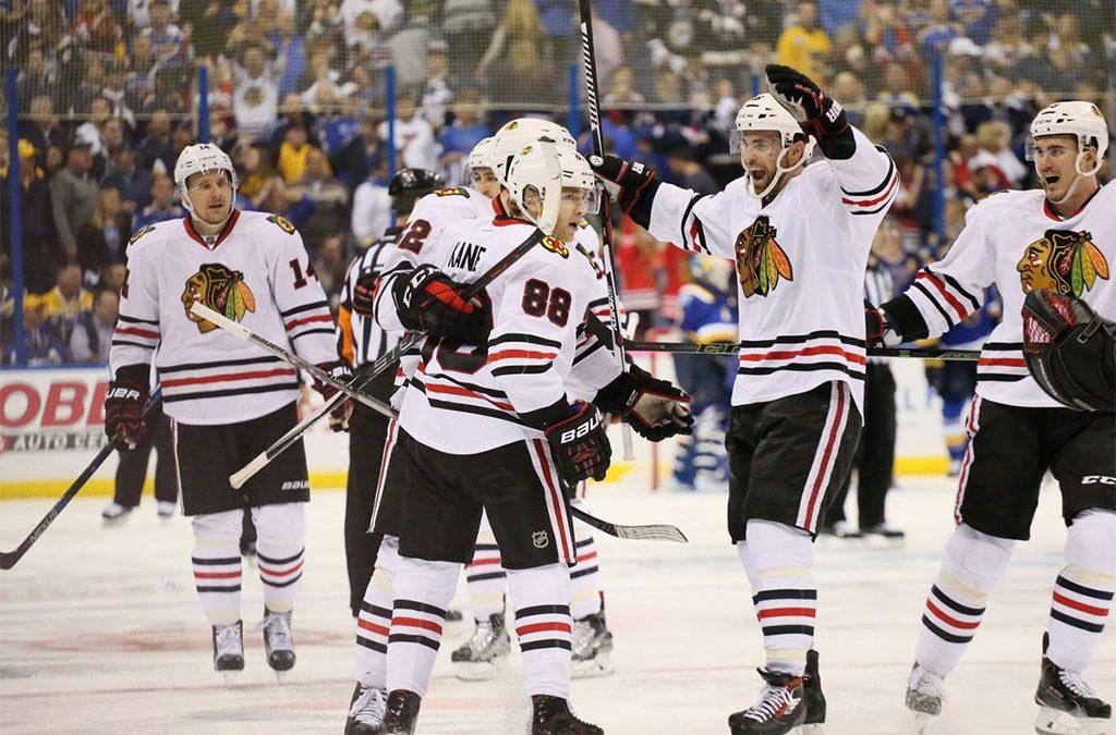 Kane's 2OT Goal is Why I Love Hockey