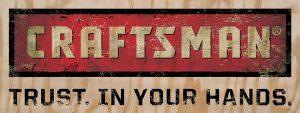 Craftsman Tools nameplate