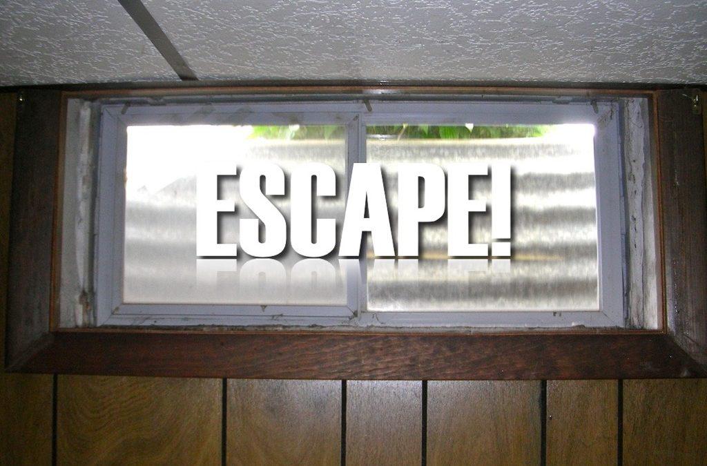 Stories for Dad: Basement Escape!