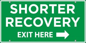 Shorter Recovery Sign