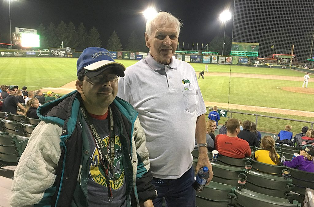 Stories for Dad: Mallards Baseball
