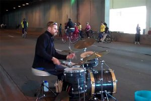 Music under the Monona Terrace